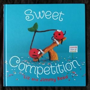 Sweet Competition Book